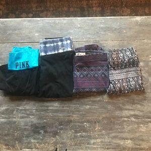 XS legging bundle